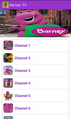 Barney and his Friends TV