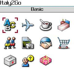 HNHSoft Italy2Go Talking Phrase Book