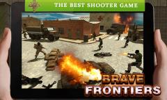 Brave Frontiers Bravo Gunner