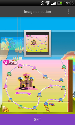 Free Huawei Ascend G630-U20 Candy Crush Saga Wallpaper HD