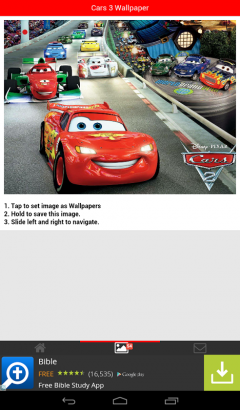 cars 3 wallpaper free download