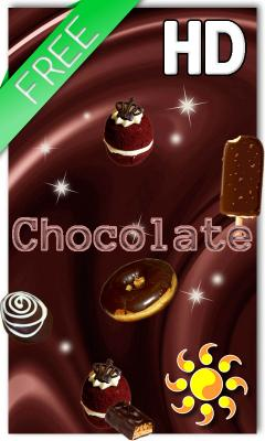 Chocolate Live Wallpaper HD Free
