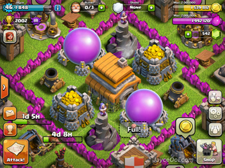 clash of clans hack tool