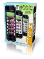 myCalc for S60 5th Touch Screen (5800,N97)
