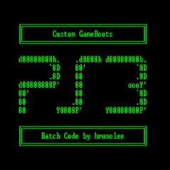 Brunolee's Custom Gameboot Tool: Make Your Own PS3 Gameboots