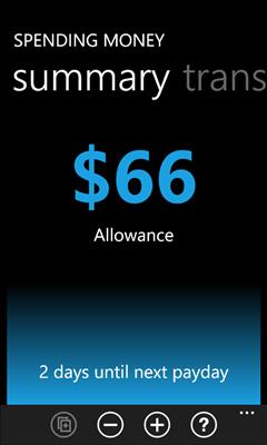 Spending Money Lite