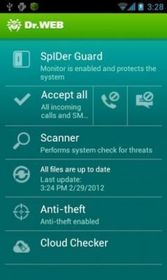 Dr.Web Anti-virus