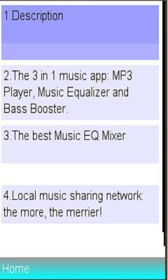 Free Nokia Asha 500 / 501 / 502 / 503 Equalizer music