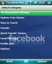 Facebook Mobile by SmartTouch