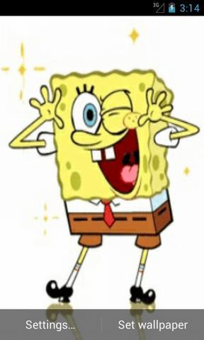 Free Funny Spongebob Live Wallpapers Software Download