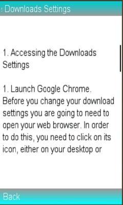 Free Nokia C2-01 Google Chrome Downloads Settings Software