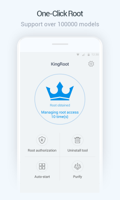KingRoot Android Root Bloatware Remover
