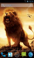Free Lion And Lightning Live Wallpapers Software Download