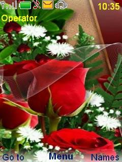 Free Java Love Red Rose Software Download in Love & Romance Tag