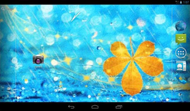 Free Samsung GT-S5360 / GT-S5363 Galaxy Y March Rain Live