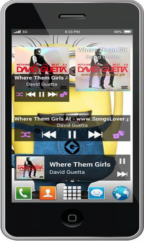 Free Samsung GT-S5570 Galaxy Mini Music Player Grand