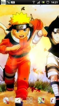 Naruto Live Wallpaper 1