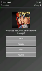 Free Samsung GT-B9388 Naruto Quiz Software Download