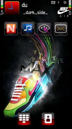 Free Nokia 5230 / 5232 / 5233 Nuron Nike Software Download in Themes