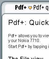 Pdf+ s90