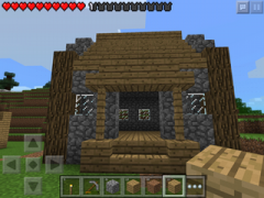 Perfect Minecraft Building