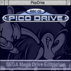 PicoDrive 1.35b for PS2: A New MegaDrive / CD Emulator