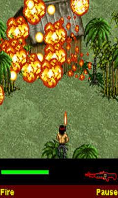rambo on fire java game free download