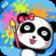 Panda painting 2