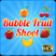 Bubble Fruit Shoot HD FREE