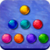 2D Bubble Game