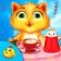 My Kitty Tea Party