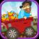 Speedy Gold Miner : Rail Rush