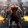 God of War HD with rain LWP
