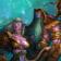 World of Warcraft at rain LWP