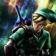 The Legend Of Zelda at rain LWP
