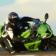 Moto sport with rain Live WP
