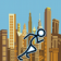 City Stickman Runner
