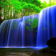 Snazzy Waterfall Live WP
