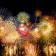 Fireworks at rain Live WP