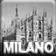 Map of Milan / Italy for City Advisor