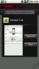 Screen Cut Add-on for Dolphin Browser HD