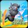 Ninja Zombie Pirates Ship Games for Little Kids
