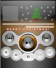 Elegant Christmas Edition VGA Windows Media Player 10 Skin