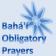 Baha'i Obligatory Prayers