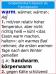 Langenscheidt Grobworterbuch Deutsch als Fremdsprache for BlackBerry Storm