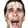 Christian Bale Gone Wild