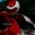 Flashy motorcycle
