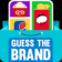 Guess The Brand - Logo Quiz