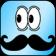 Mustache and Beard Mirror