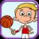 Toddler Basketball Coach